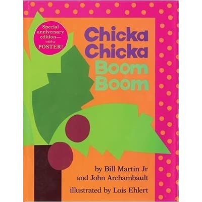 Chicka Chicka Boom Boom by Bill Martin Jr. — Reviews ... - photo#4