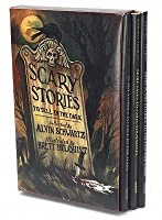 Scary Stories Box Set: Scary Stories, More Scary Stories, and Scary Stories 3