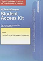 CourseCompass Student Access Code Card for Health Information Technology and Management
