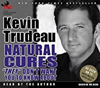 NATURAL CURES They Don't Want YOU to Know About 12 Audio CD SET Kevin Trudeau