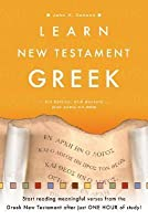 Learn New Testament Greek [With CDROM]