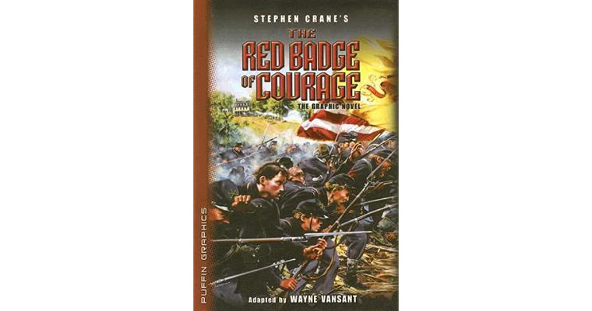 the imagery of the church and religion in the red badge of courage by stephen crane - stephen crane's red badge of courage as bildungsroman in the red badge of courage, by stephen crane, the main character henry fleming joins the army as a young fledging and ultimately matures to a courageous soldier ready for battle.