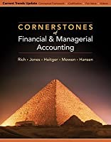 Cornerstones of Financial & Managerial Accounting: Current Trends Update