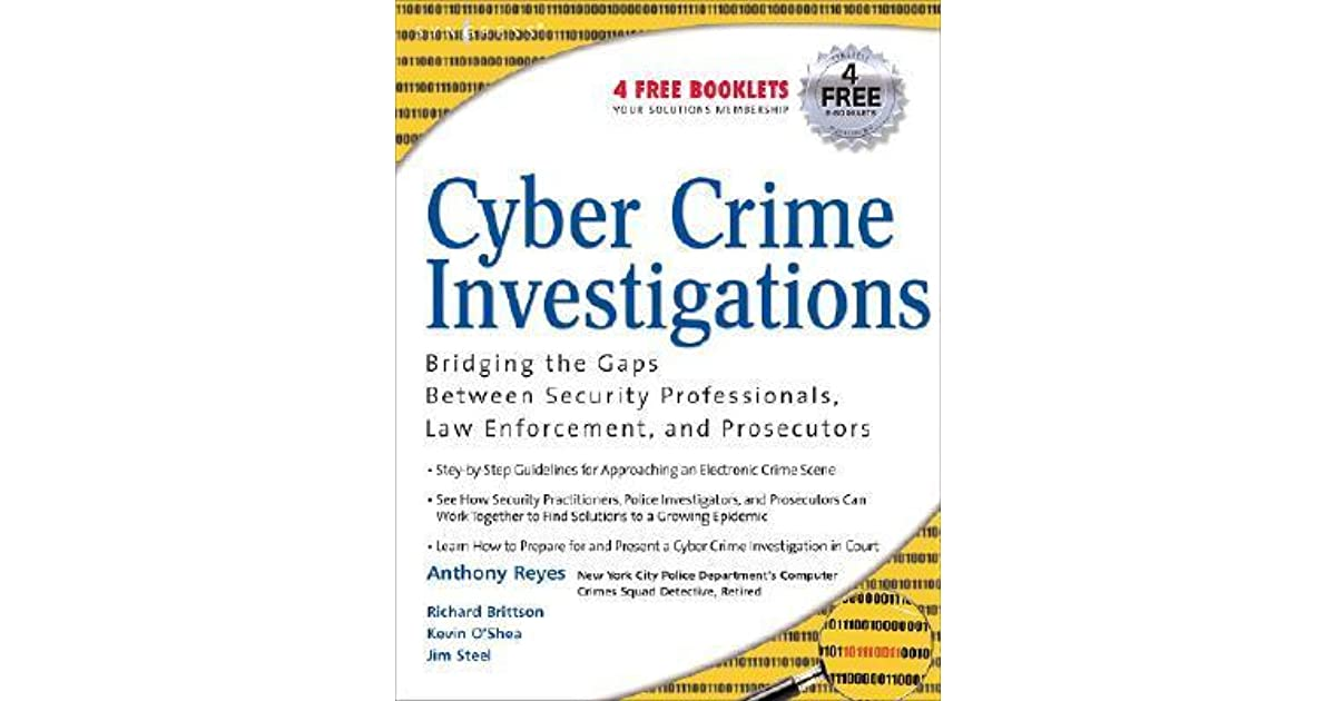 computer crime investigations essay Free computer crime papers, essays, and research papers  processes and  analyses for computer crime investigations - in simple terms, computer or digital .