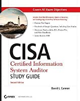 CISA Certified Information Systems Auditor Study Guide [With CDROM]