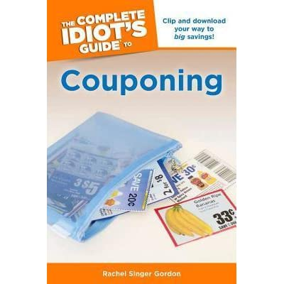 The Complete Idiot S Guide To Couponing By Rachel Singer border=