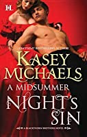 A Midsummer Night's Sin (Blackthorn Brothers, #2)