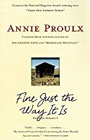 Fine Just the Way It Is (Wyoming Stories, #3)