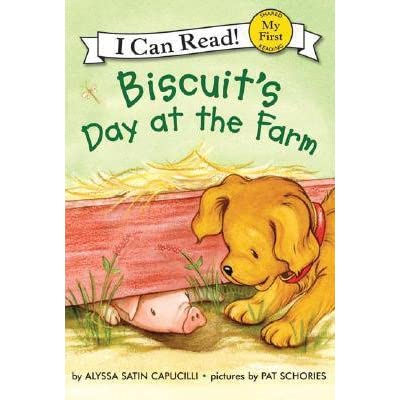 Biscuit's Day at the Farm by Alyssa Satin Capucilli ...