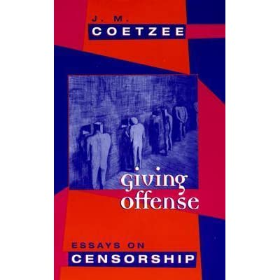 essays about book censorship