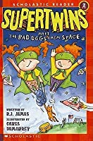 Supertwins Meet the Bad Dogs from Space