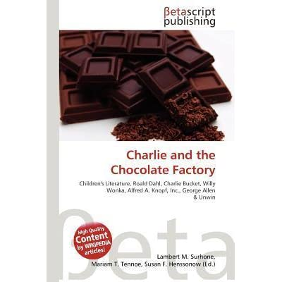 Book: Charlie and the Chocolate Factory