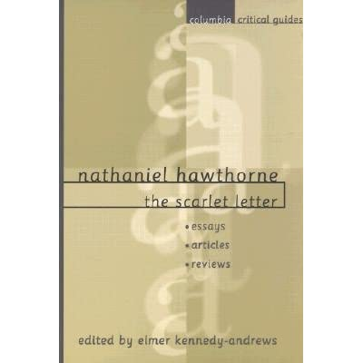 nathaniel hawthorne thesis