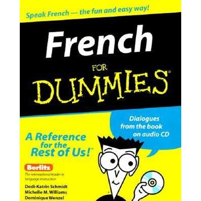 french for dummies pdf