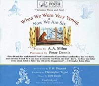 When We Were Very Young And Now We Are Six (A.A. Milne's Pooh Classics)