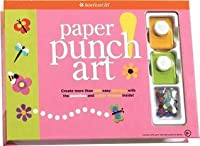 Paper Punch Art: Create More Than 200 Easy Designs with the Punches and Paper Shapes Inside! [With 2 Paper Punches and 1250 Punched Paper Shapes]