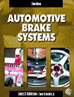Automotive Brake Systems [with Worktext & Student CD]