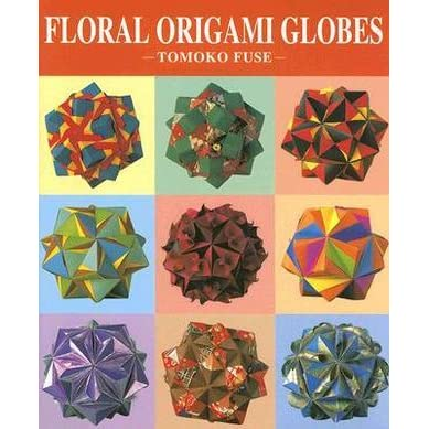 Floral origami globes by tomoko fuse reviews discussion bookclubs lists - Origami suspensie ...