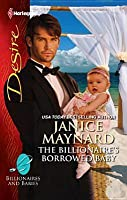 The Billionaire's Borrowed Baby (Cavalo Brothers, #1; Billionaires and Babies, #19)