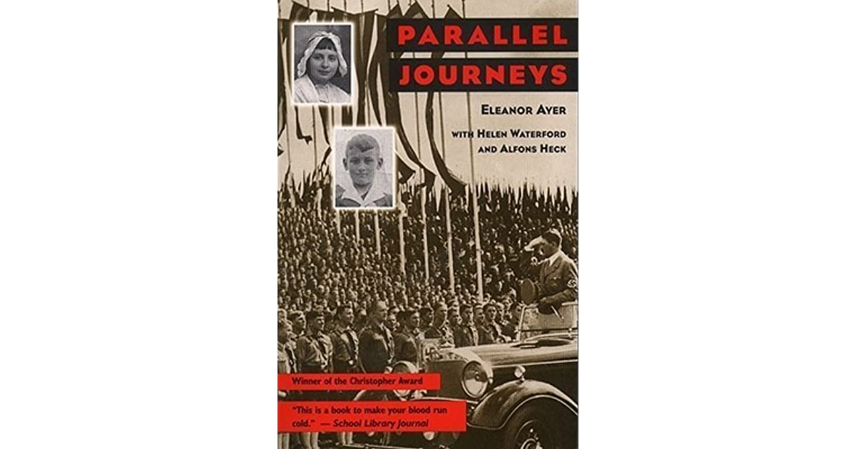 Parallel Journeys By Eleanor H Ayer Reviews Discussion border=
