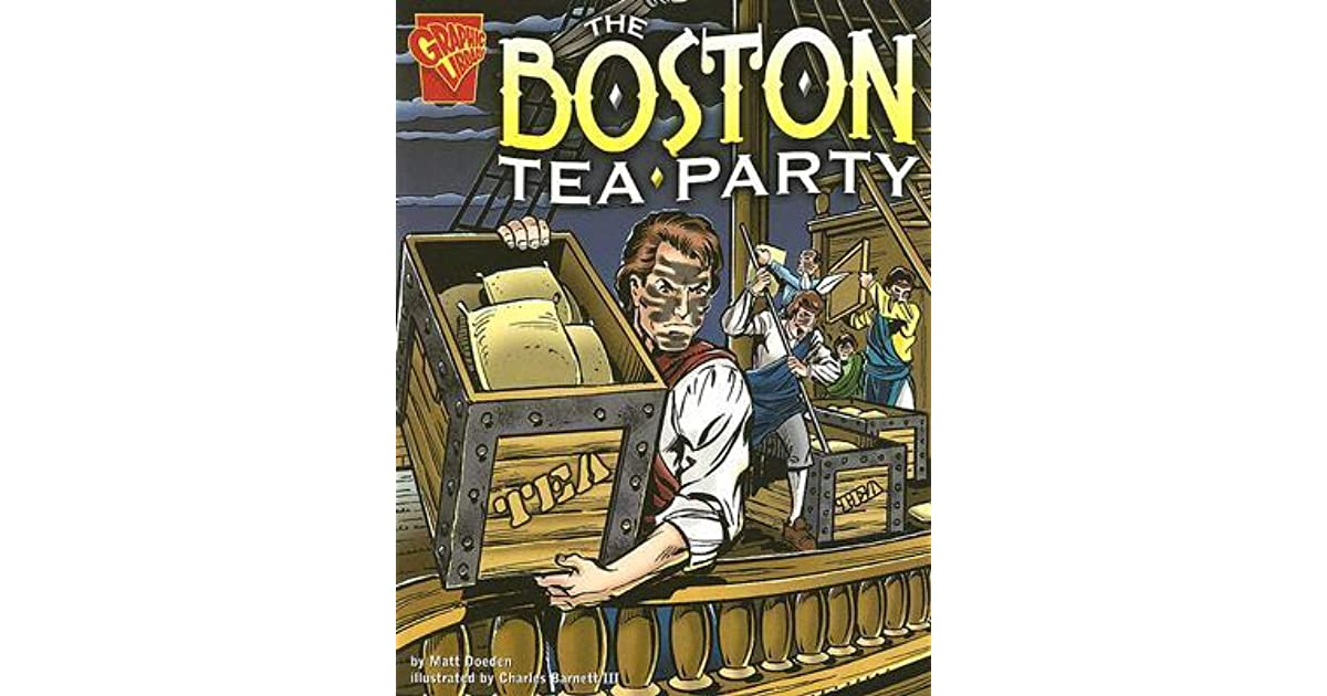 Boston tea party essay help