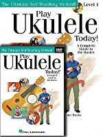 Play Ukulele Today! Beginner's Pack, Level 1: A Complete Guide to Basics [With CD (Audio) and DVD]