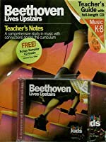 Beethoven Lives Upstairs [With CD]