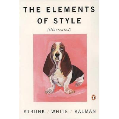 Elements of Style, The: 50th Anniversary Edition