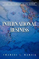 International Business: Cases and Exercises
