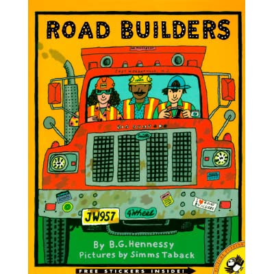 Road Builders By B G Hennessy Reviews Discussion
