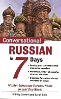 Conversational Russian in 7 Days Package (Book + 2cds) [With Audio CDs]