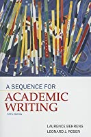 A Sequence for Academic Writing