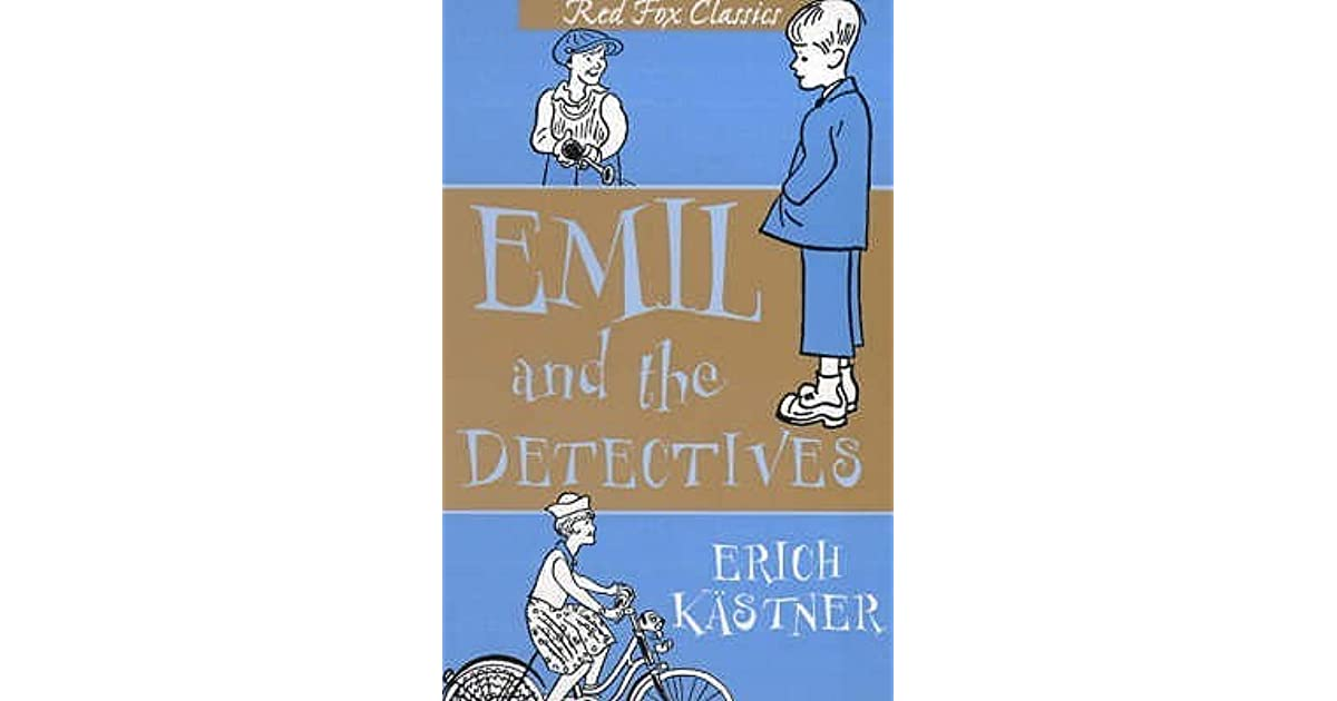 emil and the detectives pdf