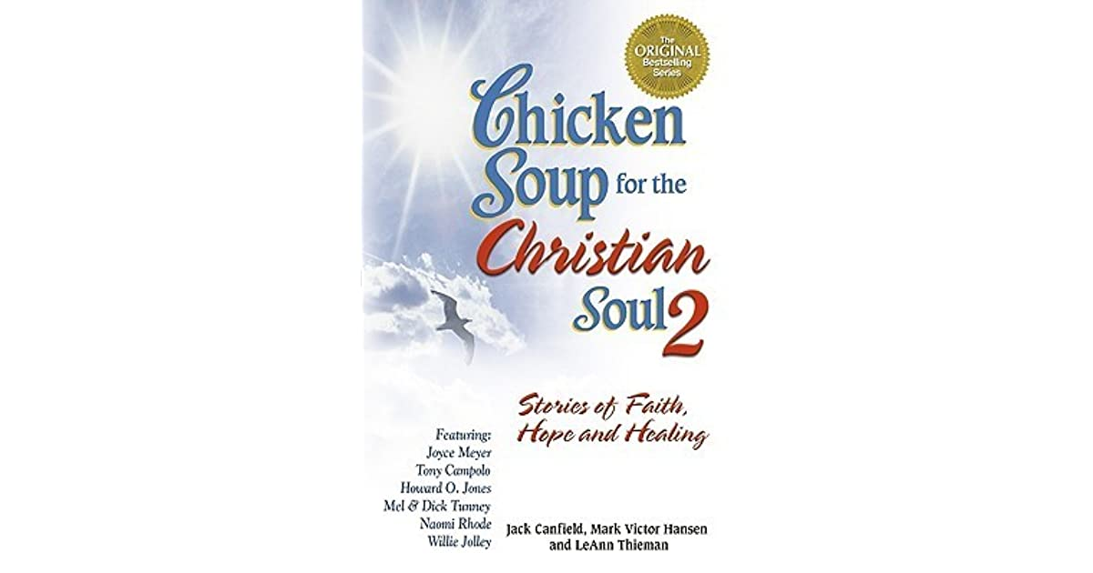 chicken soup college soul essay