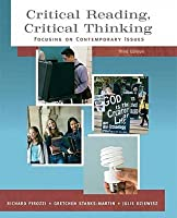 Critical Reading, Critical Thinking: Focusing on Contemporary Issues [With The Pearson Student Planner]