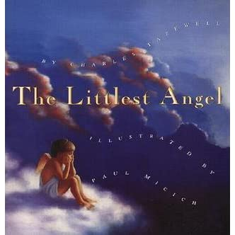 Image result for the littlest angel book