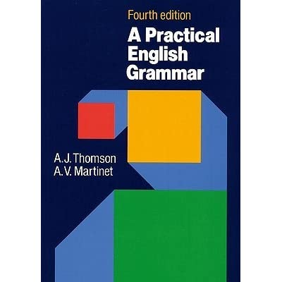 A practical English Grammar structure drills 1 by A.J. Thomson