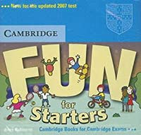Fun For Starters Audio Cd (Fun For Flyers)