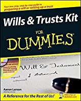 Wills & Trusts Kit for Dummies [With CDROM]