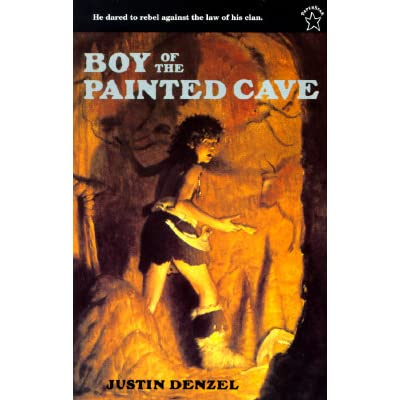 Boy of the Painted Cave by Justin Denzel — Reviews, Discussion ...
