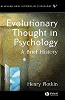 Evolutionary Thought in Psychology