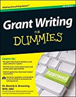 Grant Writing for Dummies [With CDROM]