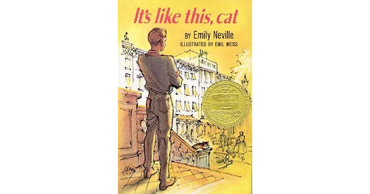 It S Like This Cat By Emily Neville