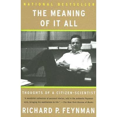 a review of the amateur scientist by richard feynman ''qed,'' a new work by peter parnell in which mr alda portrays the physicist richard feynman and amateur acting young scientist on the.