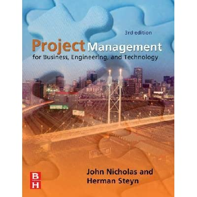 project management for business engineering and This topic discusses the relationship between systems engineering (se) and project management (pm) as with software engineering, there is a great deal of overlap.