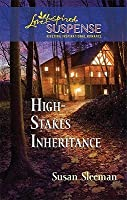 High-Stakes Inheritance (The Morgan Brothers #1)