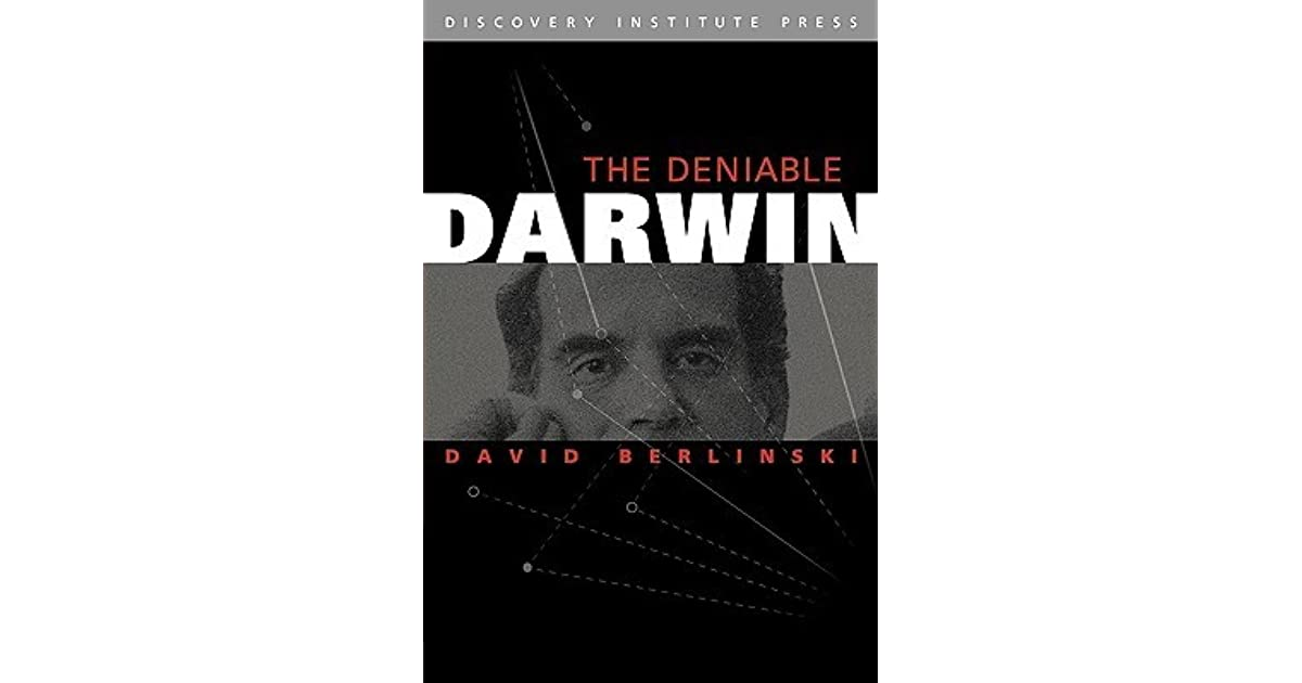 deniable darwin other essays The deniable darwin and other essays on success who can help me with my personal statement без.
