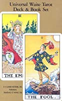 Universal Waite Tarot Deck and Book Set