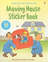 Moving House Sticker Book [With Over 50 Stickers]