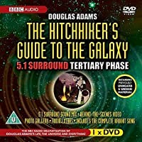 the hitchhiker 39 s guide to the galaxy the tertiary phase hitchhiker 39 s guide radio play 3 by. Black Bedroom Furniture Sets. Home Design Ideas